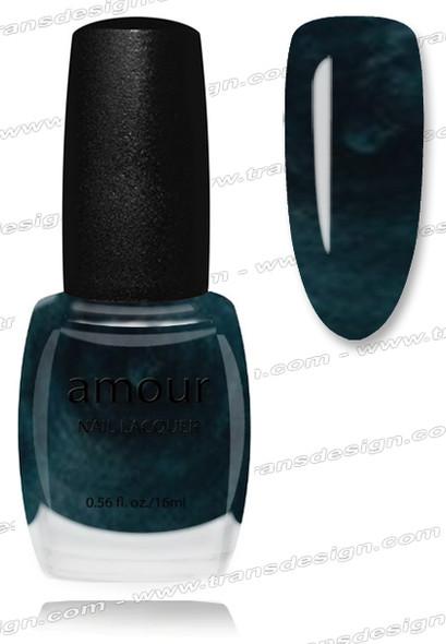 AMOUR Nail Lacquer - Hudson Blue 0.56oz