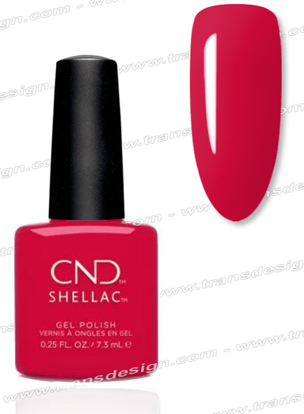CND Shellac  - Kiss the Skipper 0.25oz. (C)
