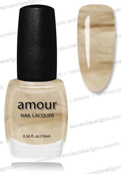 AMOUR Nail Lacquer - Elegant Bronze 0.56oz