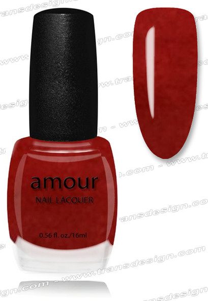 AMOUR Nail Lacquer - Shrimp Cocktail 0.56oz