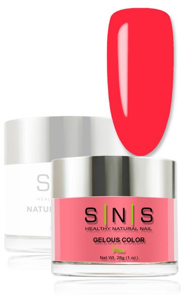 SNS Gelous Dip Powder - Shy Triplefin LG18