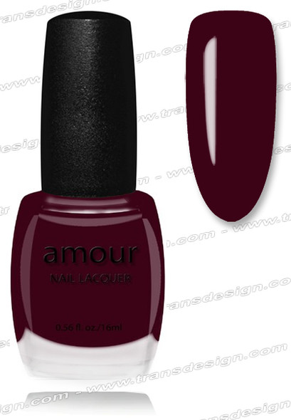 AMOUR Nail Lacquer - Topaz Wine 0.56oz