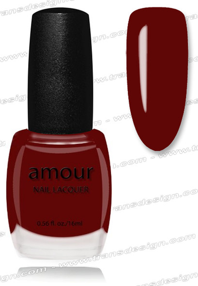 AMOUR Nail Lacquer - Mate Brown Sugar 0.56oz