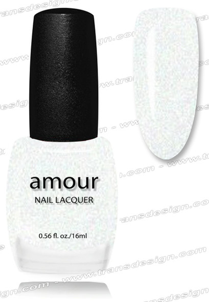 AMOUR Nail Lacquer - Diamond Cluster 0.56oz
