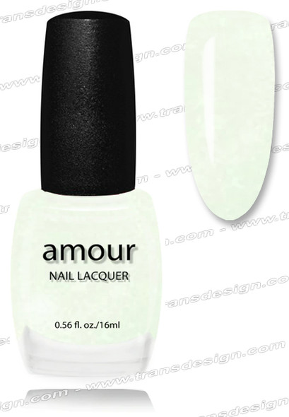 AMOUR Nail Lacquer - Starlight Green 0.56oz