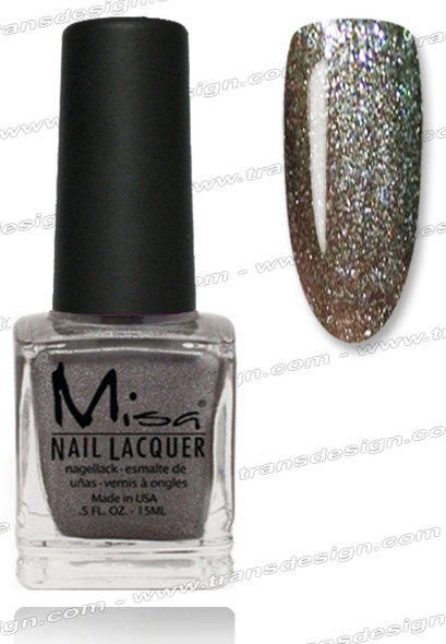 MISA Nail Lacquer - Hour After Hour 0.5oz