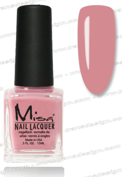 MISA Nail Lacquer - Pirouette 0.5oz