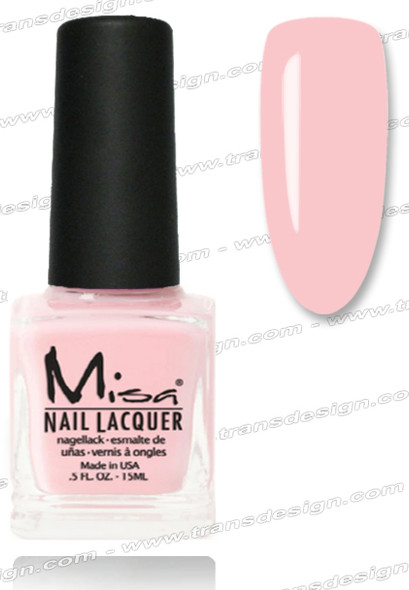 MISA Nail Lacquer - Hitched 0.5oz