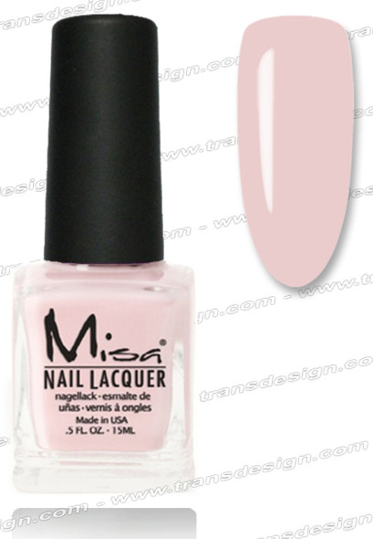 MISA Nail Lacquer - I Do 0.5oz