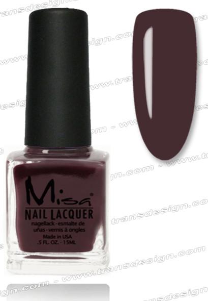 MISA Nail Lacquer - It Girl 0.5oz
