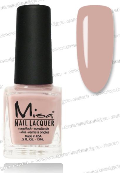 MISA Nail Lacquer - Mr & Mrs 0.5oz