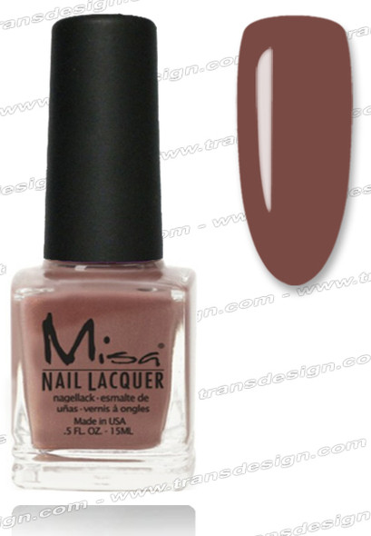 MISA Nail Lacquer - Lost To The World 0.5oz