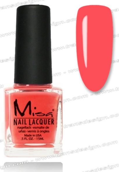 MISA Nail Lacquer - Bop Till You Drop 0.5oz