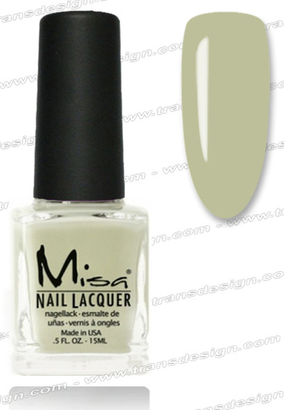 MISA Nail Lacquer - Got It Made in the Shade 0.5oz