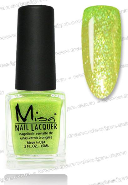 MISA Nail Lacquer - Mega Margarita 0.5oz