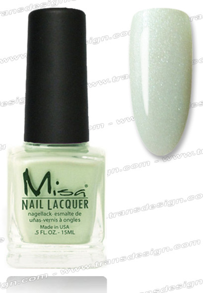 MISA Nail Lacquer - Fountain of Youth 0.5oz