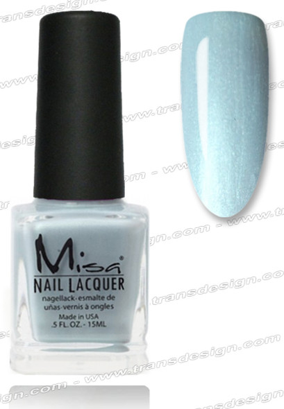 MISA Nail Lacquer - Touch the Rainbow 0.5oz