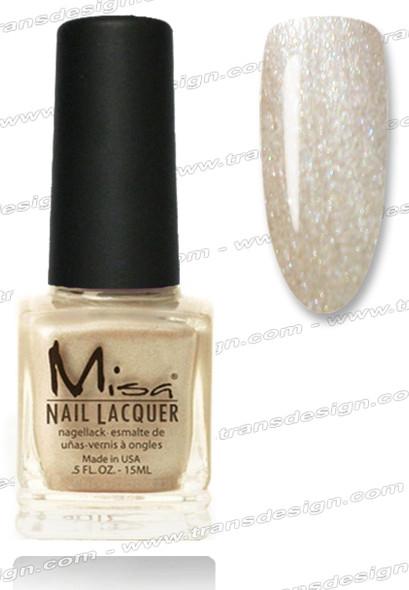 MISA Nail Lacquer - Never Say Never 0.5oz
