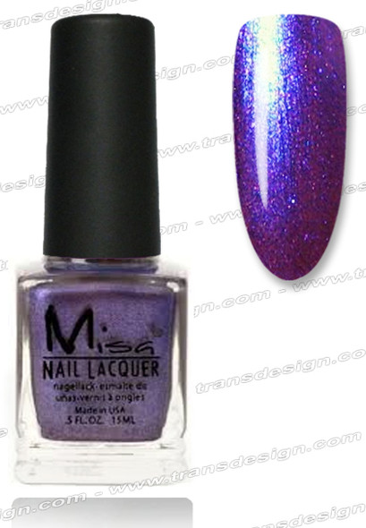 MISA Nail Lacquer - Date Night To The Twilight 0.5oz