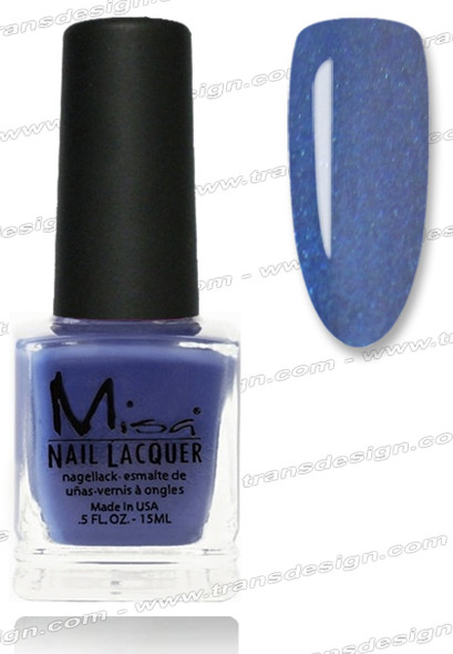 MISA Nail Lacquer - It's Electric 0.5oz