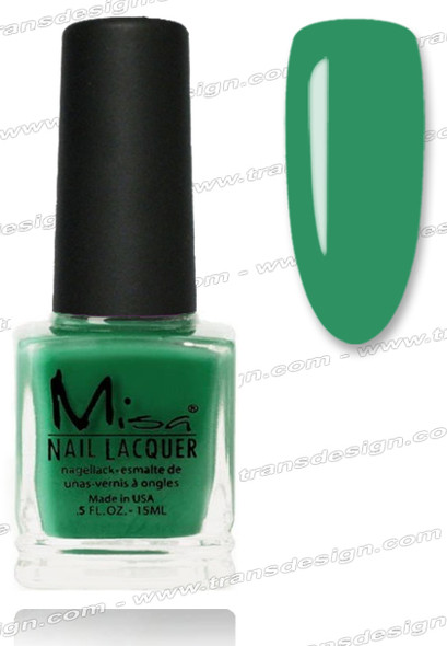 MISA Nail Lacquer - Blame It On Fat Tuesday 0.5oz