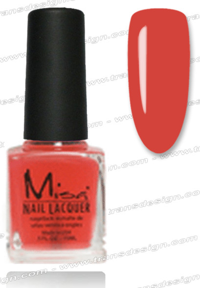 MISA Nail Lacquer - Bliss 0.5oz