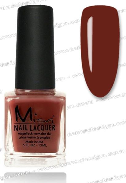 MISA Nail Lacquer - Can't Nobody Take Me Down 0.5oz