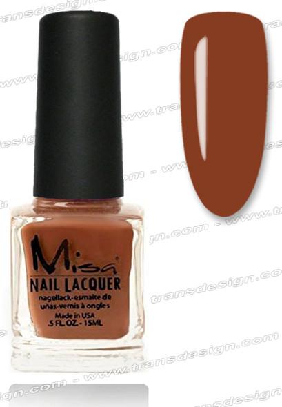 MISA Nail Lacquer - Moody Model 0.5oz