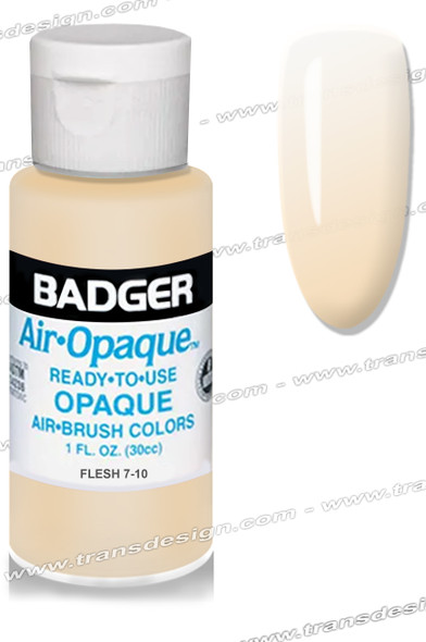 BADGER Airbrush Color - Flesh 4oz.