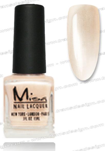 MISA Nail Lacquer - Pearl Princess 0.5oz