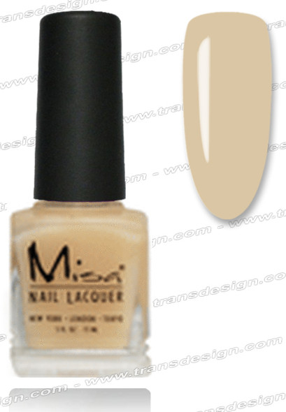 MISA Nail Lacquer - Nude Not Naked 0.5oz  *