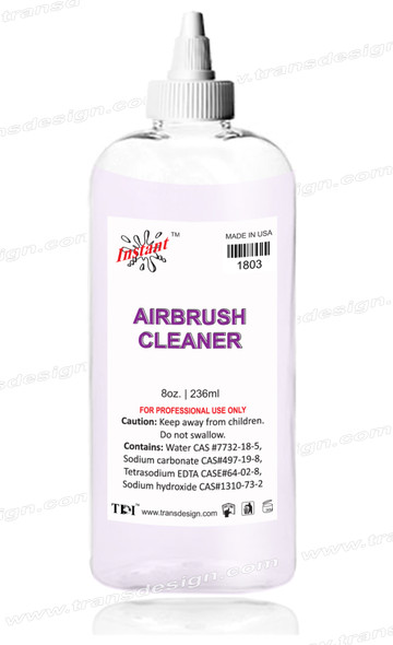 INSTANT - Air brush Cleaner 8oz.