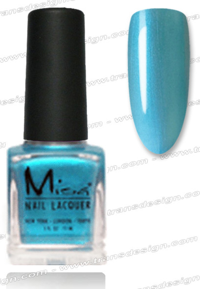 MISA Nail Lacquer - Lounging By the Pool 0.5oz