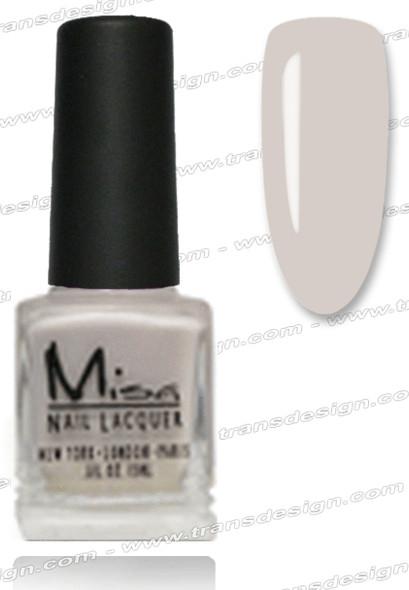 MISA Nail Lacquer - Lilac Mist 0.5oz