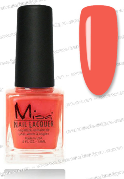 MISA Nail Lacquer - Let's Do Lunch 0.5oz