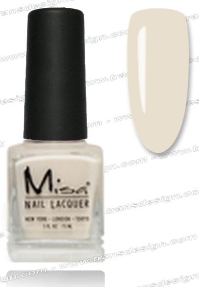 MISA Nail Lacquer - Indescribable 0.5oz