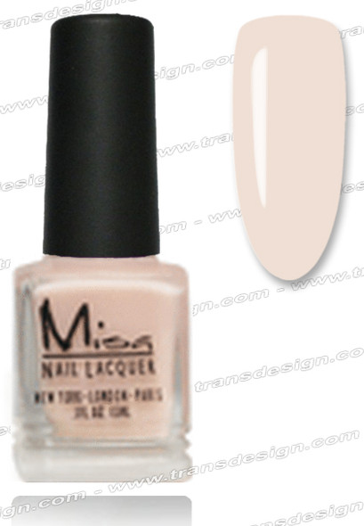 MISA Nail Lacquer - In The Pink 0.5oz