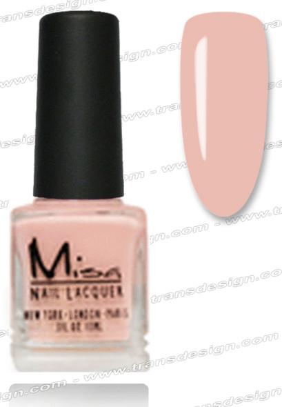 MISA Nail Lacquer - Hotter Pink 0.5oz