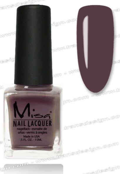 MISA Nail Lacquer - Hand Spun Silk 0.5oz