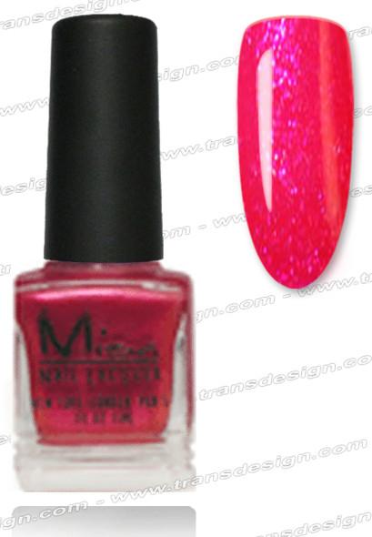 MISA Nail Lacquer - Fuchsia Love 0.5oz