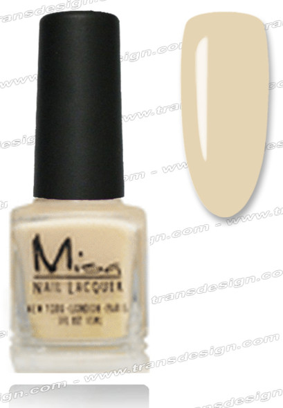 MISA Nail Lacquer - Lovely Pink 0.5oz