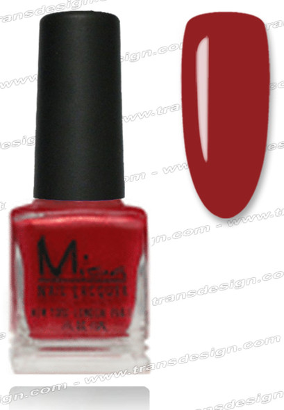 MISA Nail Lacquer - For Women On The Move 0.5oz *