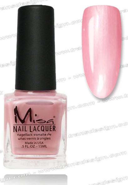 MISA Nail Lacquer - Fleeting Hibiscus 0.5oz