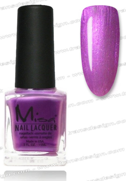 MISA Nail Lacquer - Double Date 0.5oz
