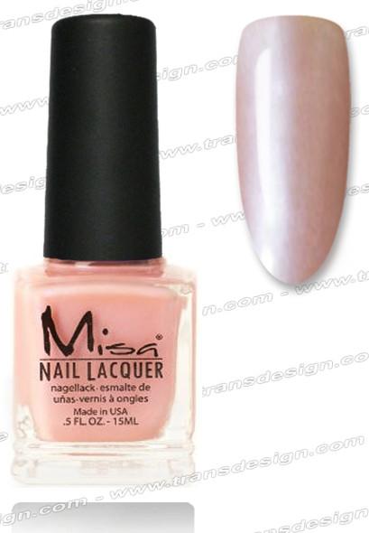 MISA Nail Lacquer - Come & Get It 0.5oz