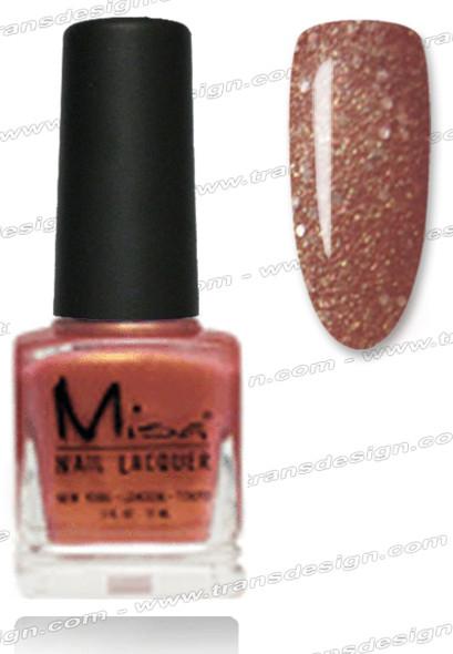 MISA Nail Lacquer - Brown Mica 0.5oz