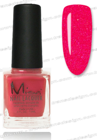 MISA Nail Lacquer - Blame On Mame 0.5oz