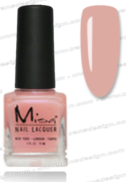 MISA Nail Lacquer - Bare Feet & Ball Gowns 0.5oz