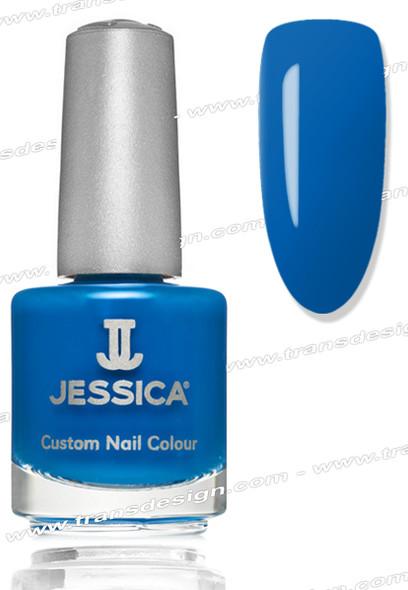 JESSICA Nail Polish - Blue Blast