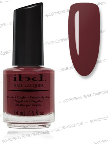 IBD Nail Lacquer - Don't Fringe On My Parade